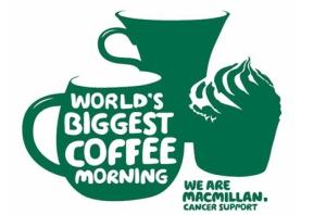 Macmillian Coffee morning
