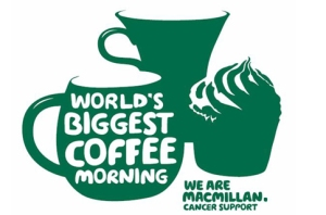 Macmillian Coffee morning